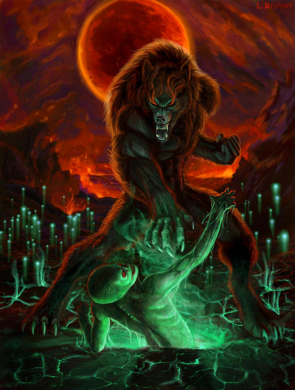 Tom's Werewolf
