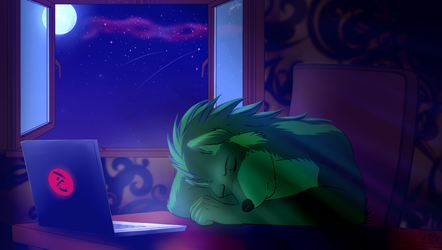 """Commission """"Sweet Dreams"""""""