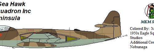 Eagle Squadron Sea Hawk