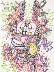 Aks-portrait