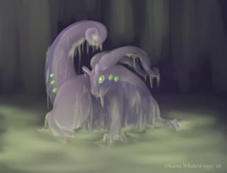 Pokemon Drawlloween - 31 Dragon