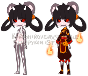TOY ADOPT: spook