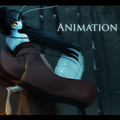 Blade Under Mask: Silent Winter Child (Animation)