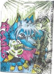 Splat! Badge by Mangusu