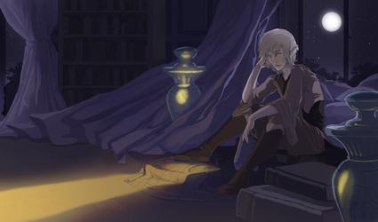 the late night lounge