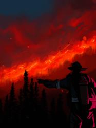 cdogone Fire storm