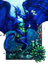 The Tropical Dragon - by Acidapluvia