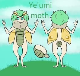 [C] Yeumi ref sheet