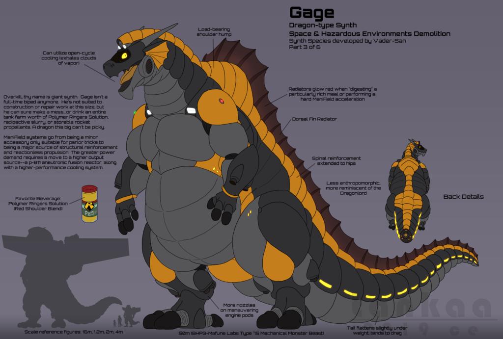 Gage - Pt. 3