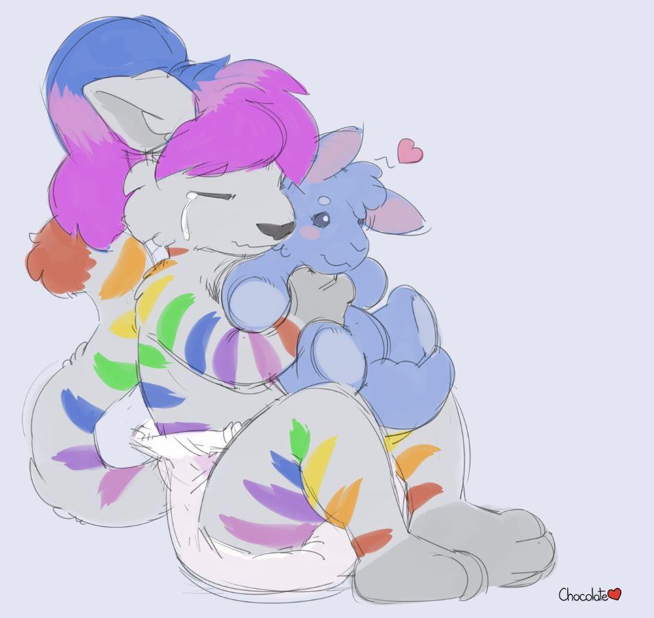 Sammy Plush Hugs