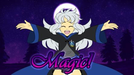 [A] - Magic