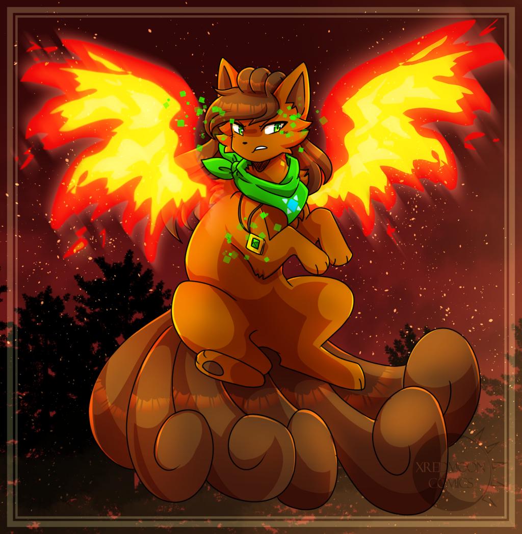 [AF] Wings of Fire; Soul of Light