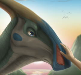 Parasaurolophus - REVELES