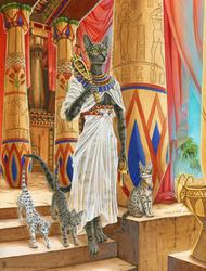 Alabaster Queen