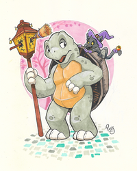 Lune and The Tortoise
