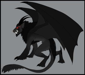 Valdis - Demon Form