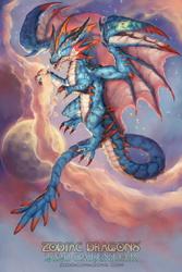 2020 Zodiac Dragons Calendar Cancer