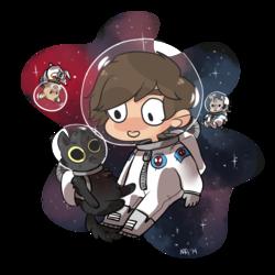 boyf in space