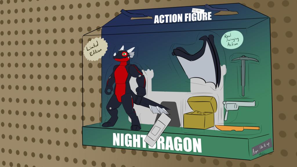 Comm - Nightdragon0 - Limited Edition