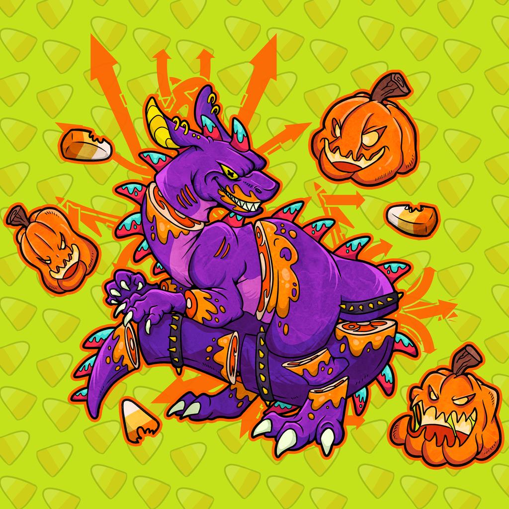 A Kinx-y Halloween