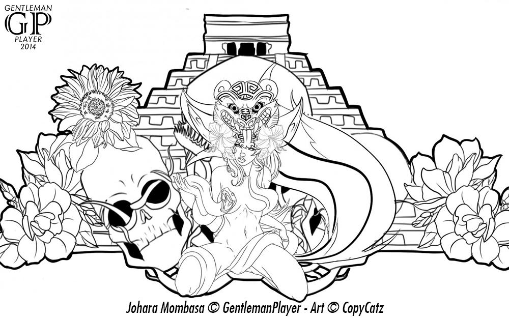 [C] Aztec Beautiy