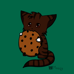 Mossy has Cookie