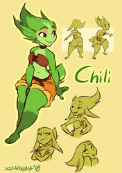Chili Outfit Concept