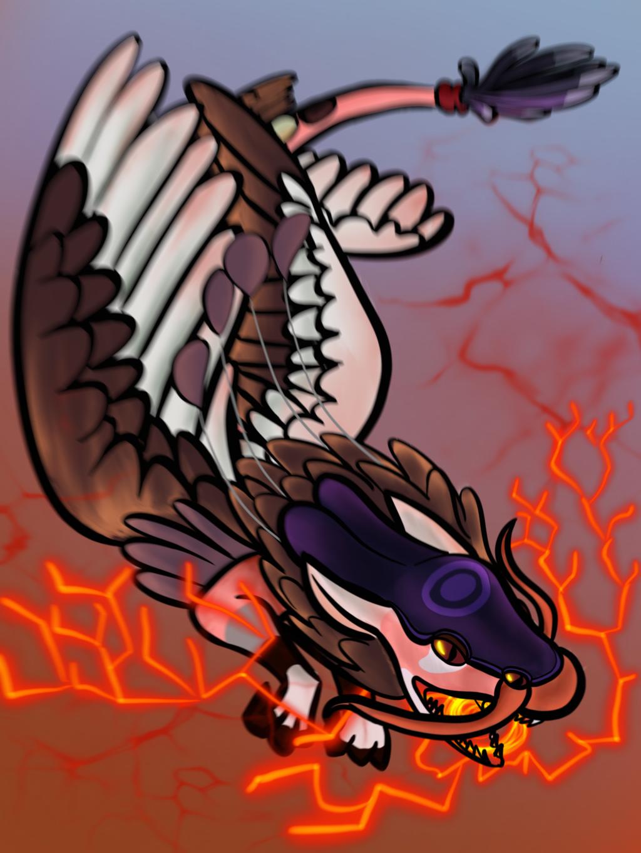 Commission: FlyingGuardianFish