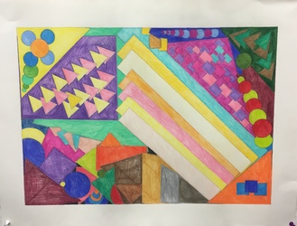 Overlapping Shapes Project