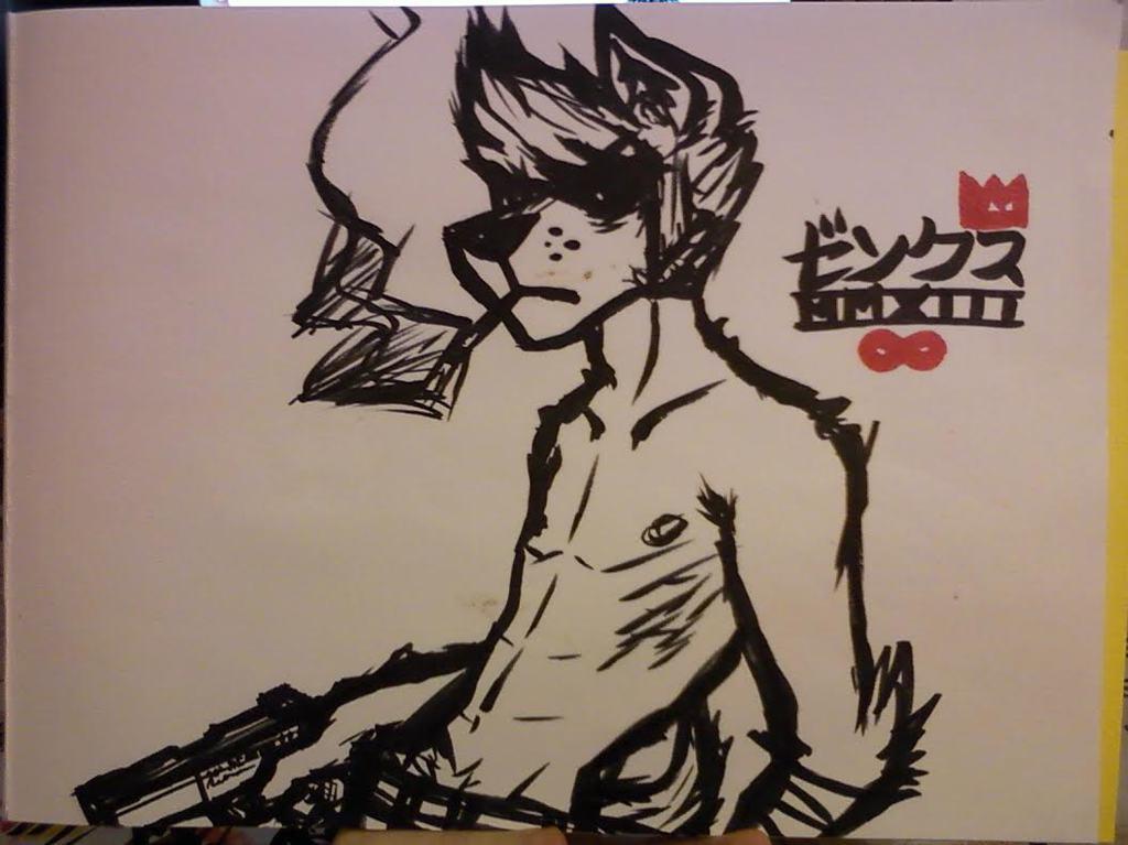 Marker Doodle