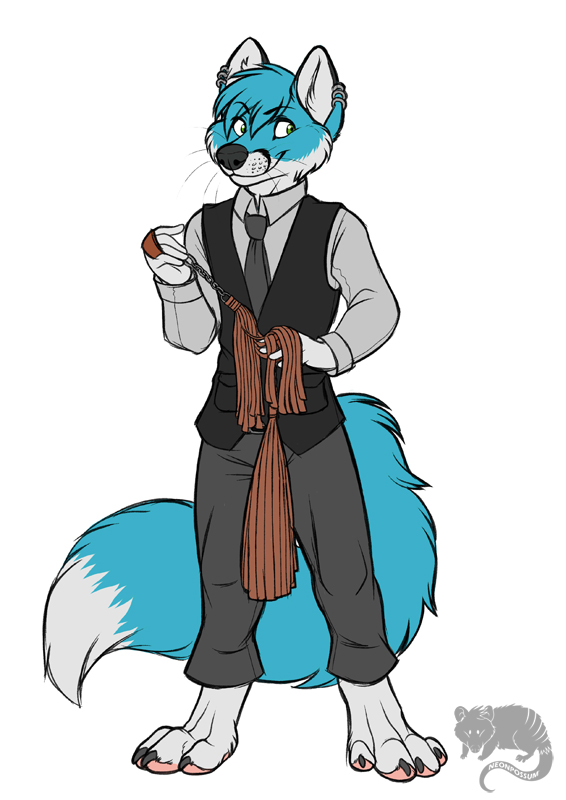 [Commission] Dapper Kio