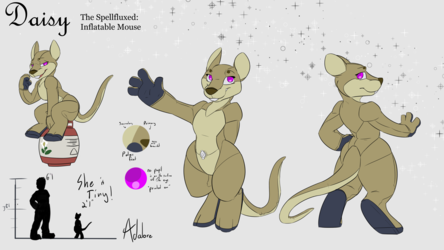 Daisy - Character Reference