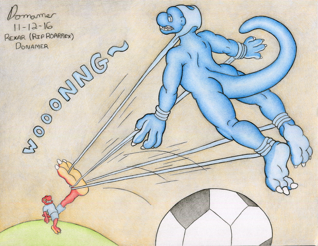Most recent image: Rexar Footie Pt2