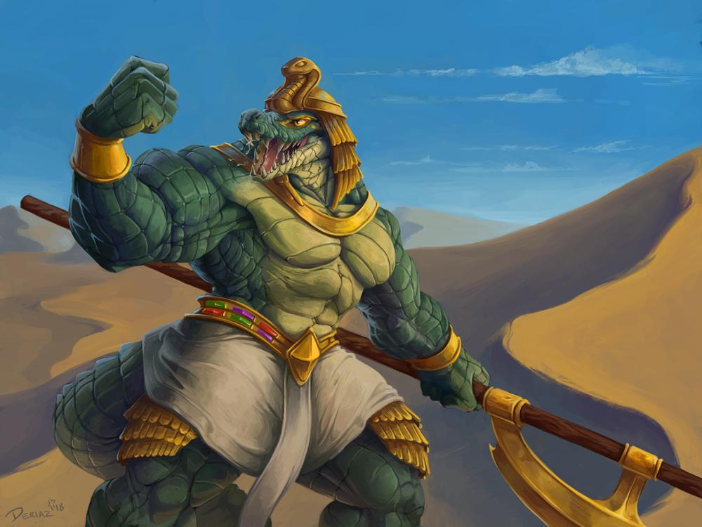 Strength of the Desert