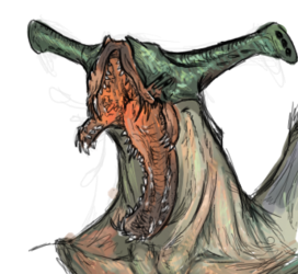 More Drawpile Alien