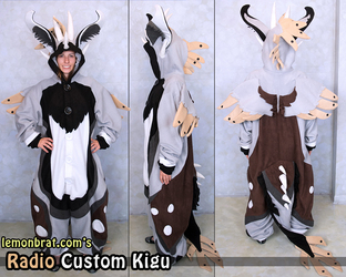 Radio Custom Kigu