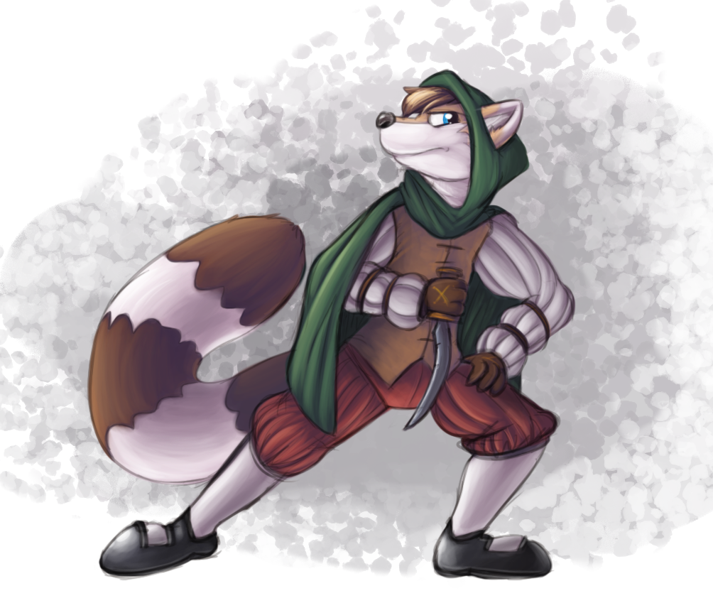Kendall the rogue by Samael