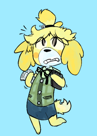 clumsy doge