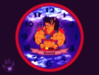 Ron - Clock