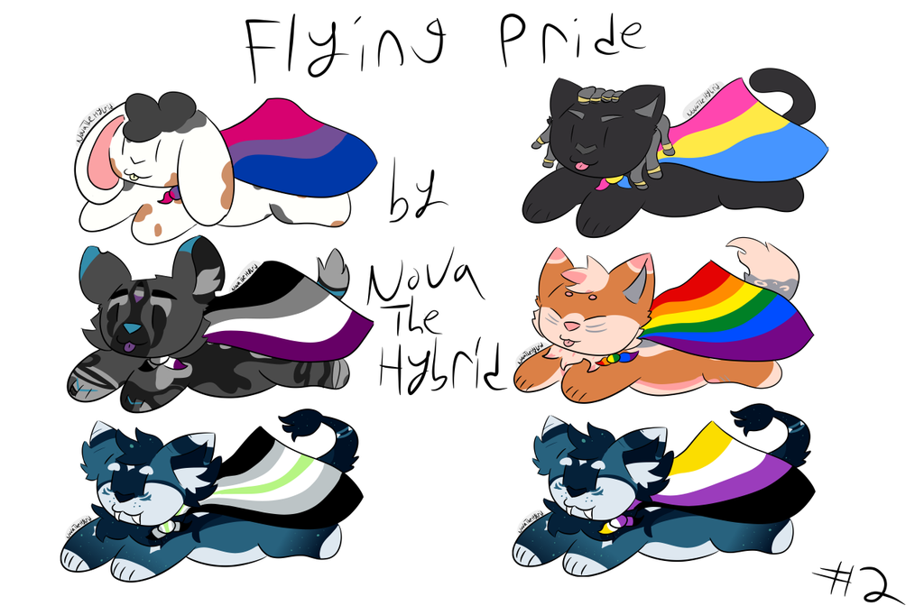 Flying Pride [Batch 2]
