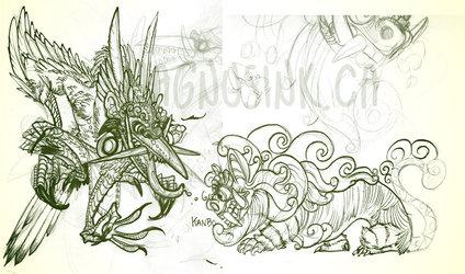 Balinese Beasties