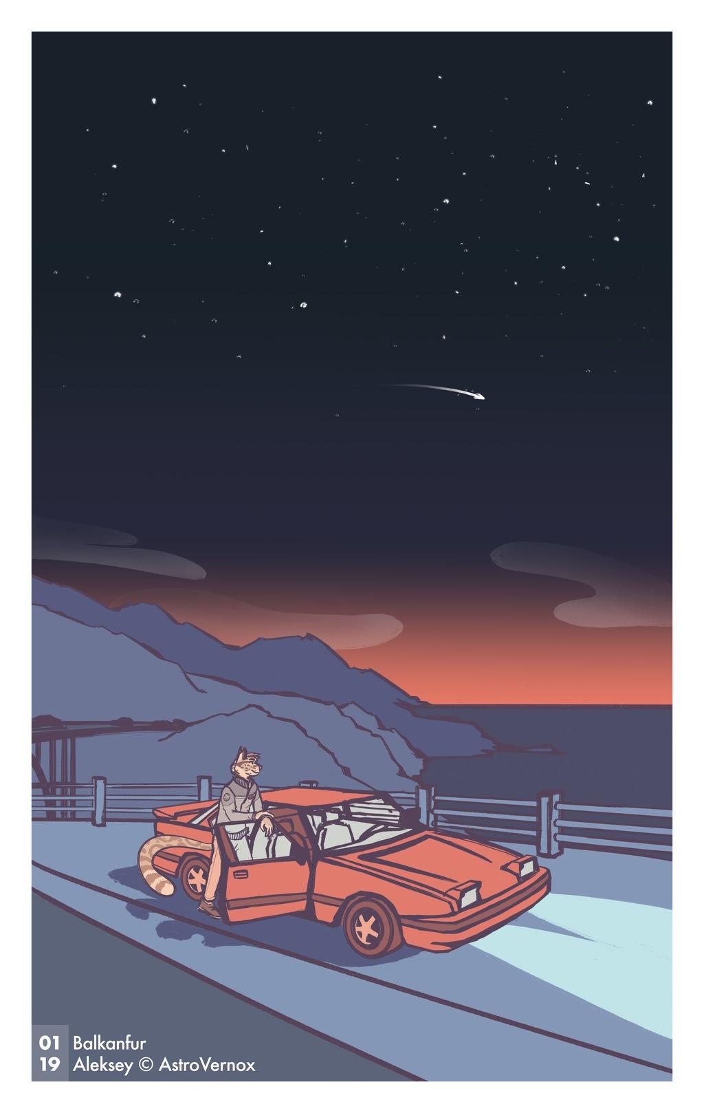 [COMM-ALT] DUSK STARS