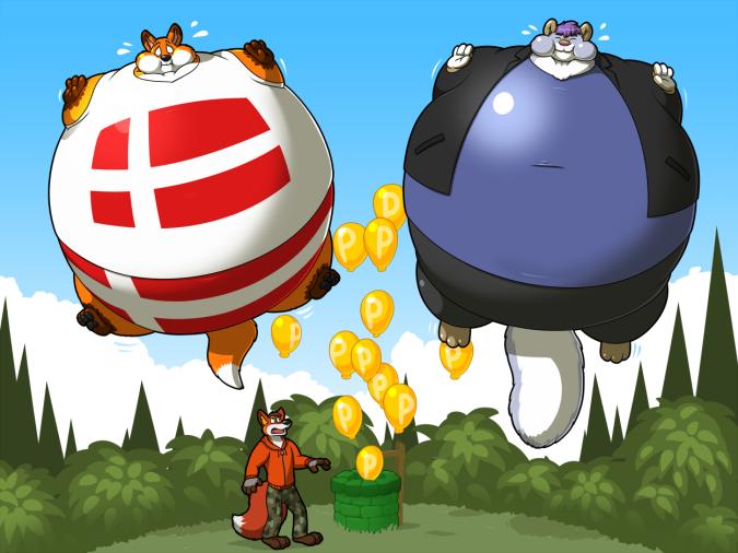 P-Balloon surprise