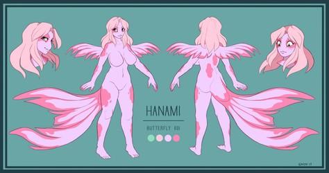 Hanami Ref Sheet