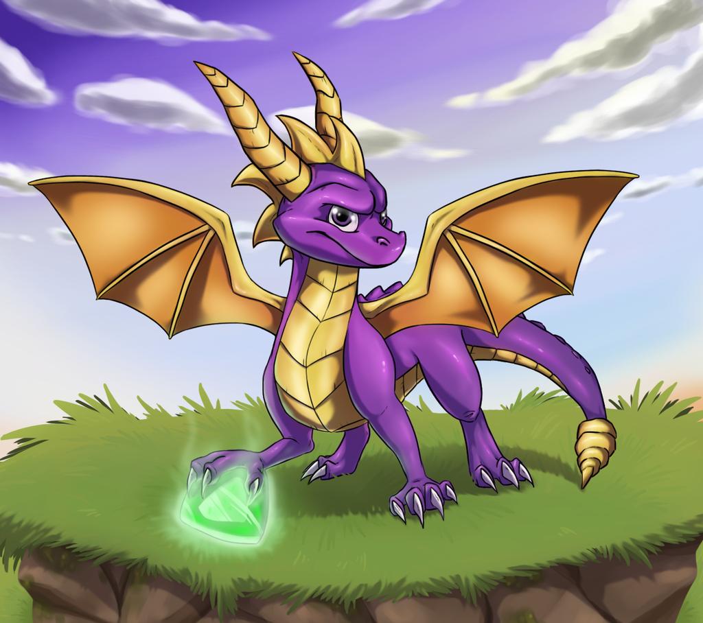 Most recent image: Spyro
