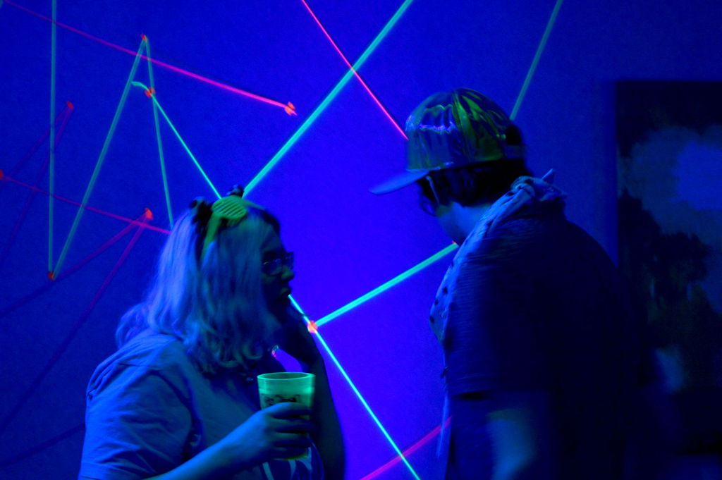 Featured image: Blacklight Chatter