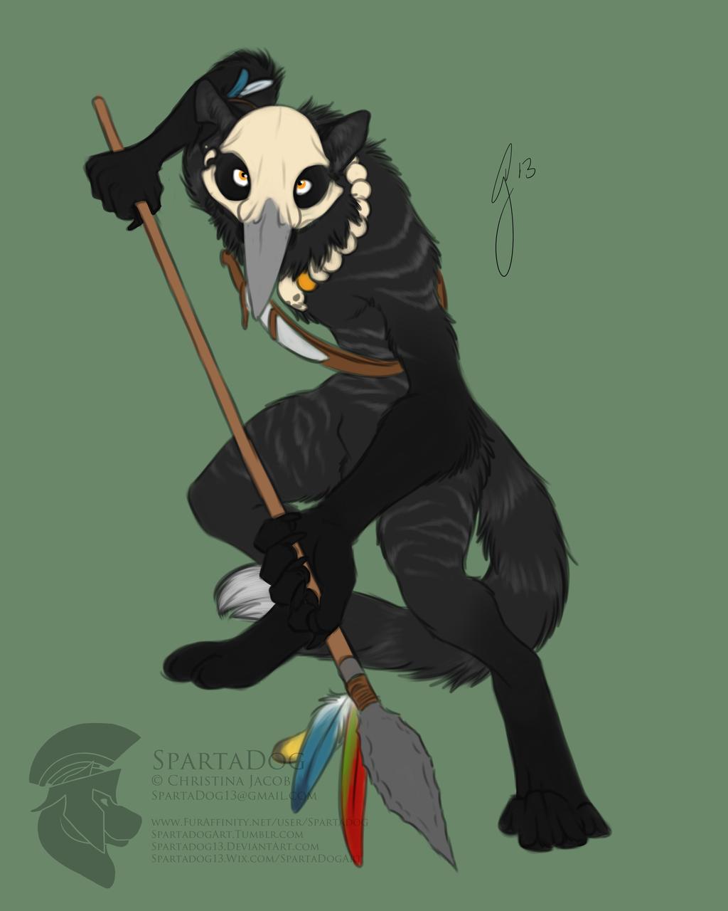 Commission - Bokor