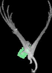 Sketch Comish - Enchanted Talons