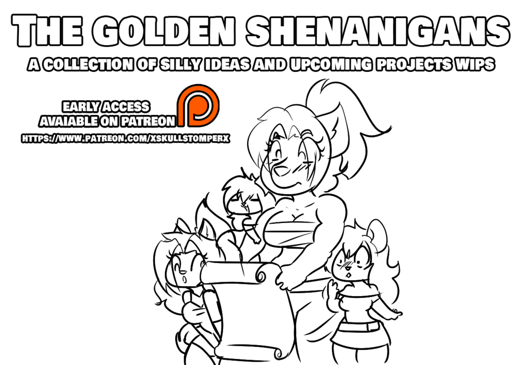Golden sirens shenaningans collection
