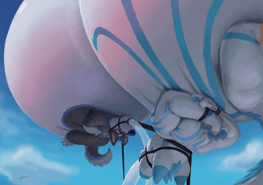 SpeedComm- Tethered Balloons